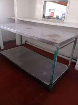 Vendo muebles cocina industrial para restaurante