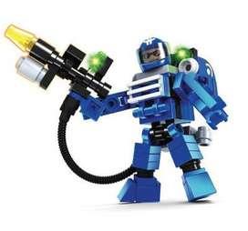 Juguetes para armar en bloques para niños