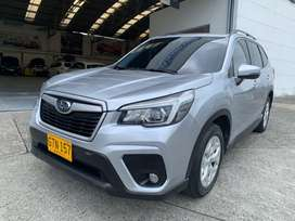 Subaru forester style 2.0 automatica mod 2019