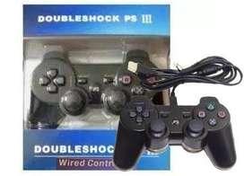Joystick ps3 doubleShock 3 PARA PS3 con Cable OFERTA REGALO