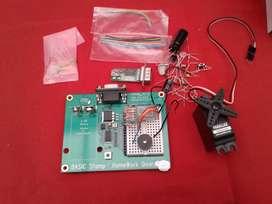Kit de aprendizaje para microprocesadores