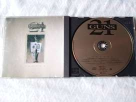 21 GUNS- Salute. cd ,Hard Rock, melodic rock