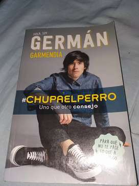 Libro de German Garmendia