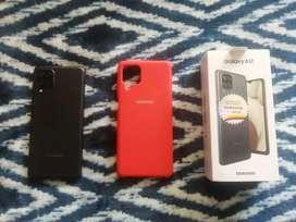 Samsung A12 de 64gb UNA SEMANA DE USO COMO NUEVO