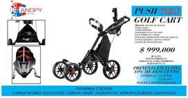 Carrito de golf (Push golf cart)