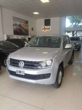 VW Amarok Starline 4x2 140HP 2015