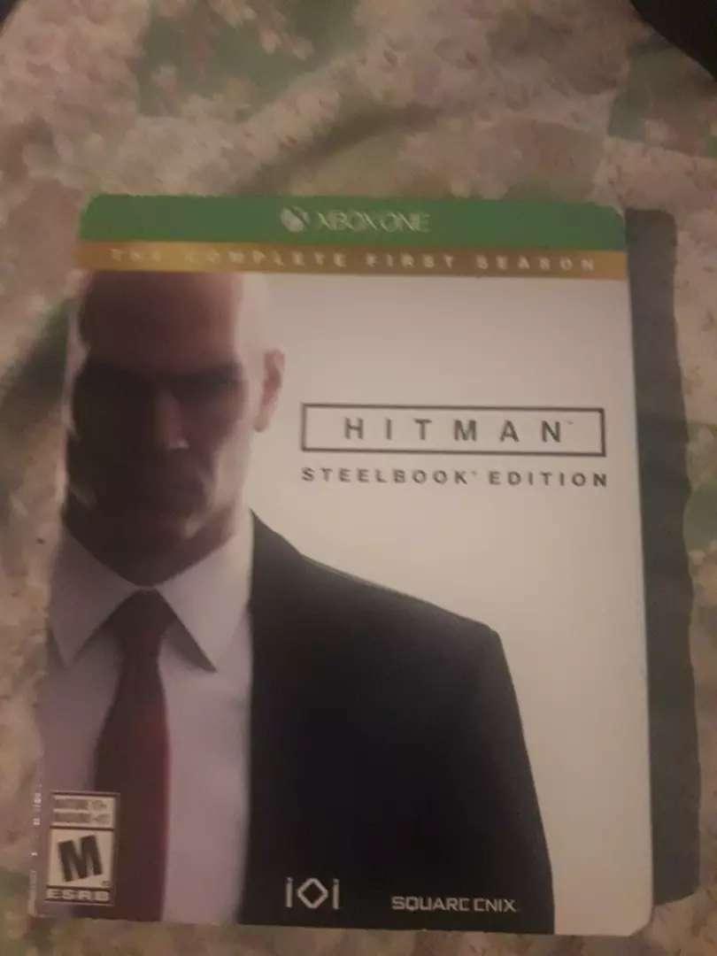 Hitman primera edicion xbox one 0
