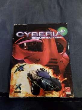 Cyberia 2 resurrection - Big box
