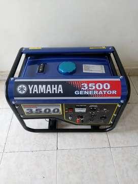PLANTA ELECTRICA YAMAHA 3.500W