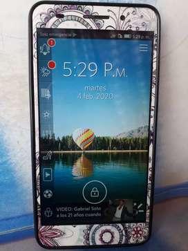 Celular Huawei Y6 ii  Usado