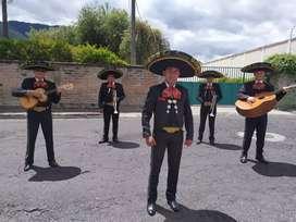 Fiestas con mariachis en Quito norte sur valles centro