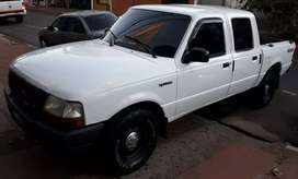 Vendo ranger XL PLUS 2001 4X4 IMPECABLE