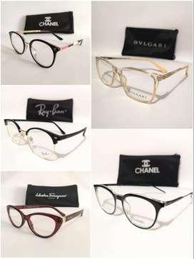 Marcos de lentes armazón para mujer