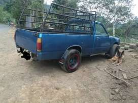 Chevrolet Luv 88 excelente estado