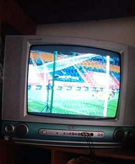 Vendo televisor de 24 pulgadas