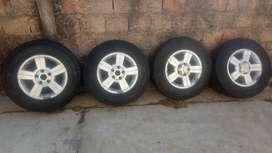 Ruedas Chevrolet S10