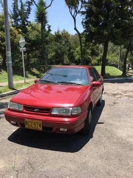 Hyundai Excel GLS 1994 4 puertas economico