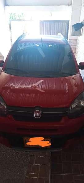 Fiat uno way 1.4lt