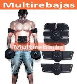 Electroestimulador Muscular Brazos Abdomen