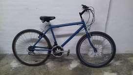 Bicicleta de cambios