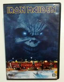 Iron Maiden - Rock In Rio _ 2 DVDs