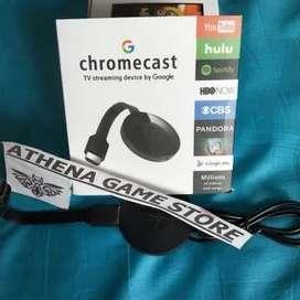 Chrome cast TV