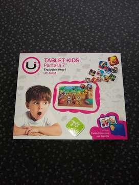 Tablet para niños anti estallido
