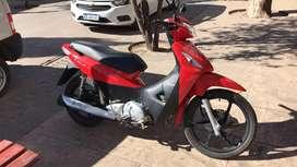 Honda Biz a patentar