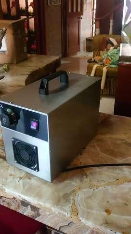 Purificador de aire con ozono y rayos UV