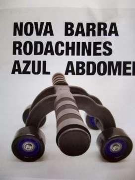 Rodillo para abdominales nuevo