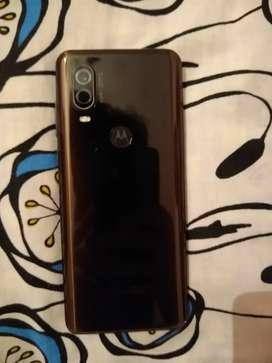 Vendo Motorola one visión 128 gb