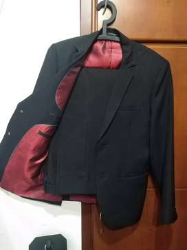 Traje formal hombre