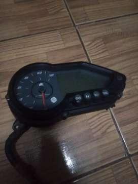 Vendo tacómetro de pulsar en exelentes condiciones se entrega ensayado