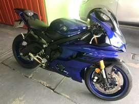 Vendo Yamaha r6 Vendo