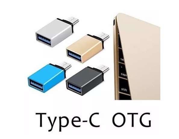 Adaptador OTG USB Tipo C a USB 3.0