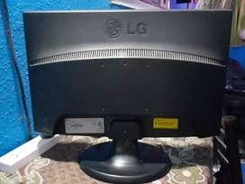 """Vendo monitor LG impecable de 19 """""""