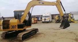 Vendo Excavadora Caterpillar 307