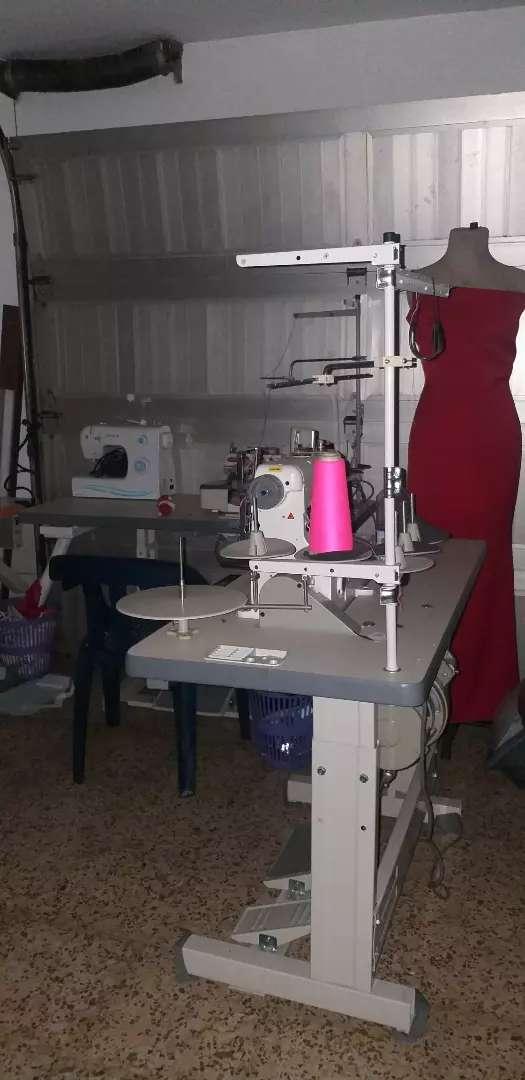 Maquinas de coser industriales 0