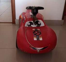 Carro Rayo McQueen Cars