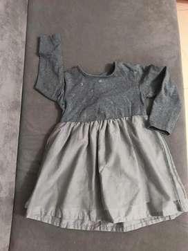 Vestido Talla 3T