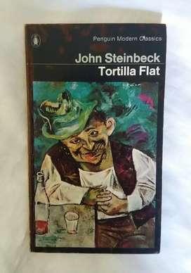 Tortilla flat john steinbeck libro en ingles original