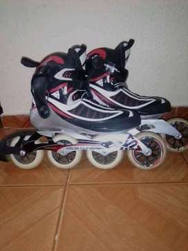 Patines k2 radical talla 10