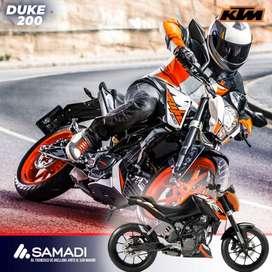 Moto KTM DUKE 200. Facilidades de pago
