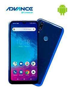 "Smartphone Advance Hollogram HL9000, 6"" 1560X720, Android 9.0, LTE, Dual SIM, Desbloquead"