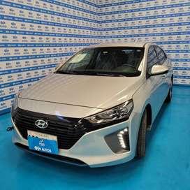 HYUNDAI IONIQ Hybrid 1.6L 5p 6DCT A / A 2018 OLX AUTOS QUITO