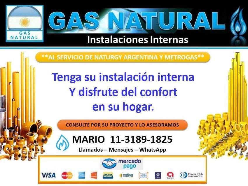 GAS NATURAL INSTALACIONES INTERNAS 0