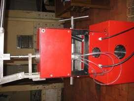Maquina inyectora de plásticos