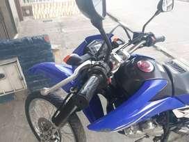 Yamaha xtz 250 excelente estado