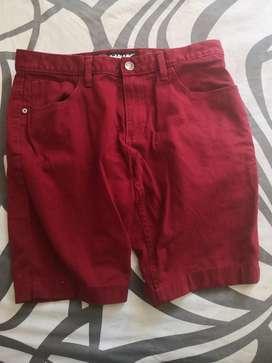 Pantaloneta (bermuda)