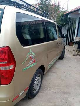 Furgoneta hyundai H1 2011 - buseta - Van